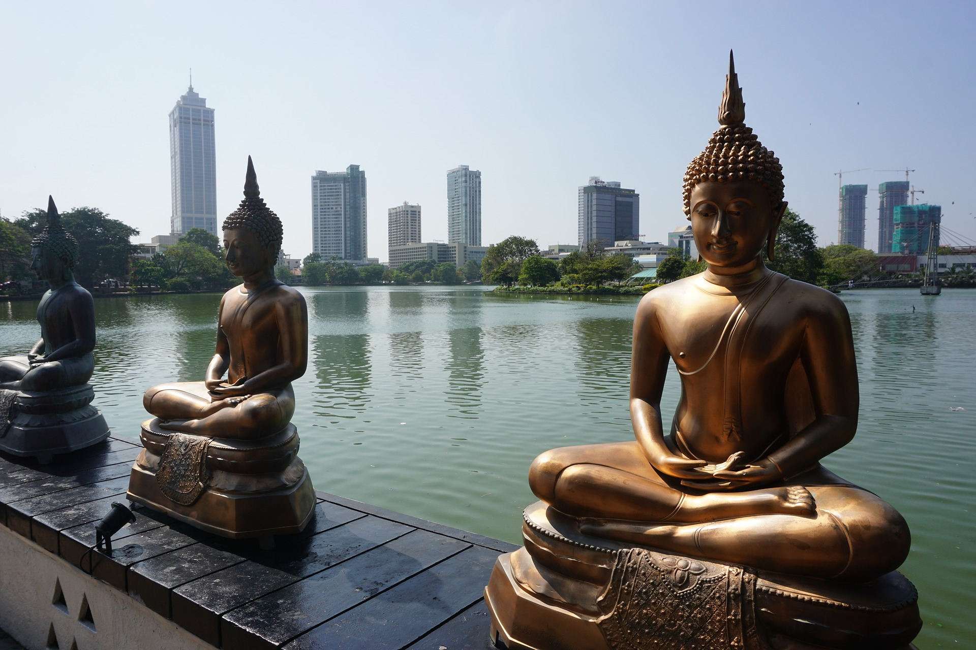 Day 09 - Colombo City Tour