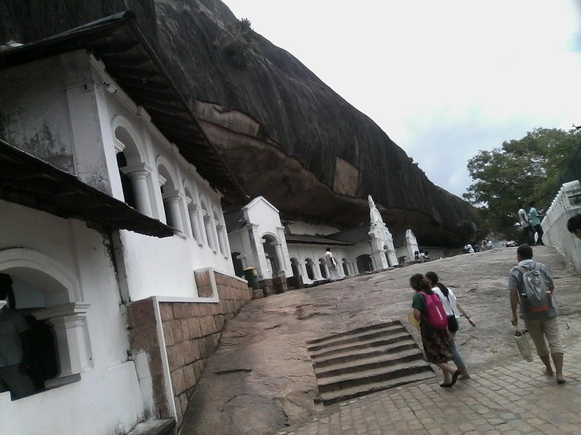 Day 04 - Anuradhapura to Dambulla