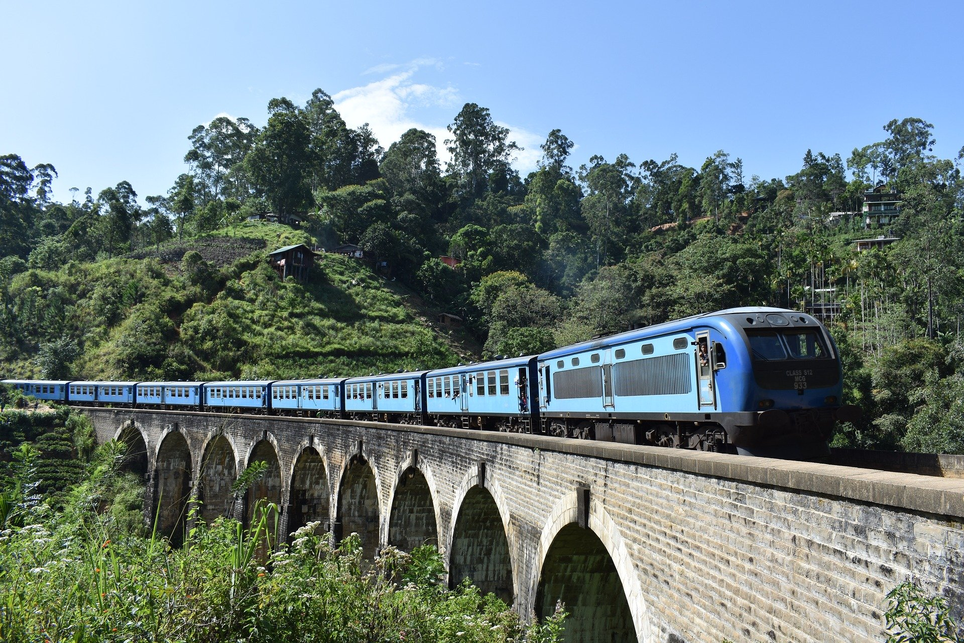 Day 14 - Ella to Colombo by Train