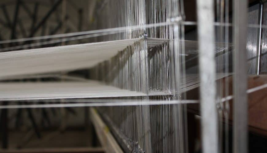 The Tradition of Handlooms.